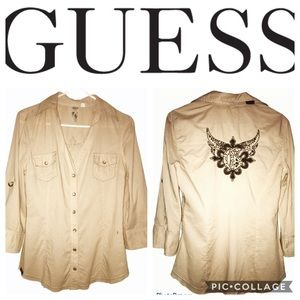 GUESS Western Style top